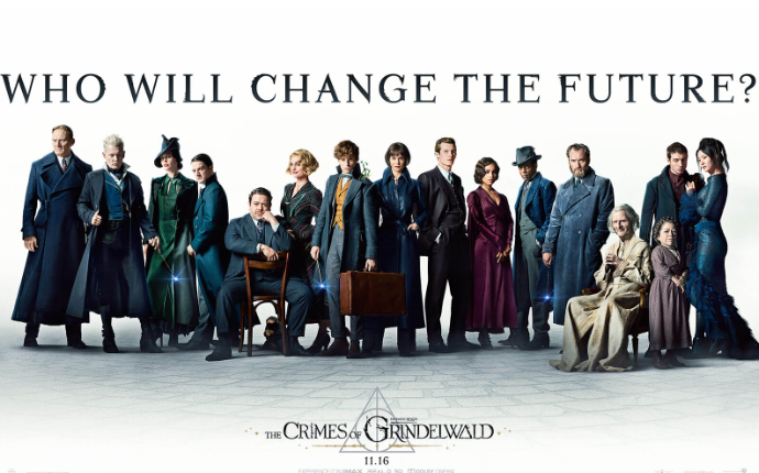 %22Who+Will+Change+the+Future%3F%22+Crimes+of+Grindelwald+promotional+poster.+The+movie+came+to+theaters+on+Nov.+16+2018.+Image+courtesy+of+fantasticbeasts.com.