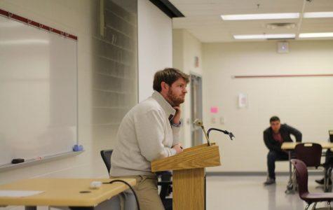 Teenage Republicans hosts guest speaker Kyle McDaniel