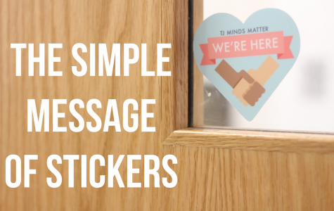 The Simple Message of Stickers