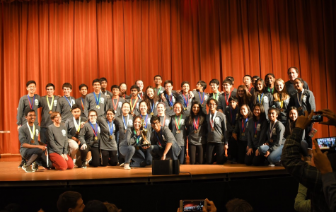 Jefferson Science Olympiad students advance to state competition
