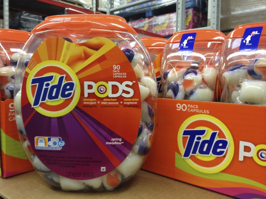 The laundry detergent that people joke about for looking appetizing.