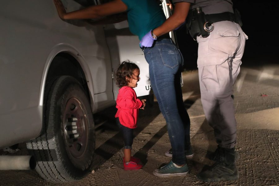 Photos showing the plight of children separated at the border went viral, sparking outrage and backlash to the