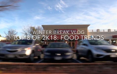 Top 8 of 2018: Food Trends Vlog