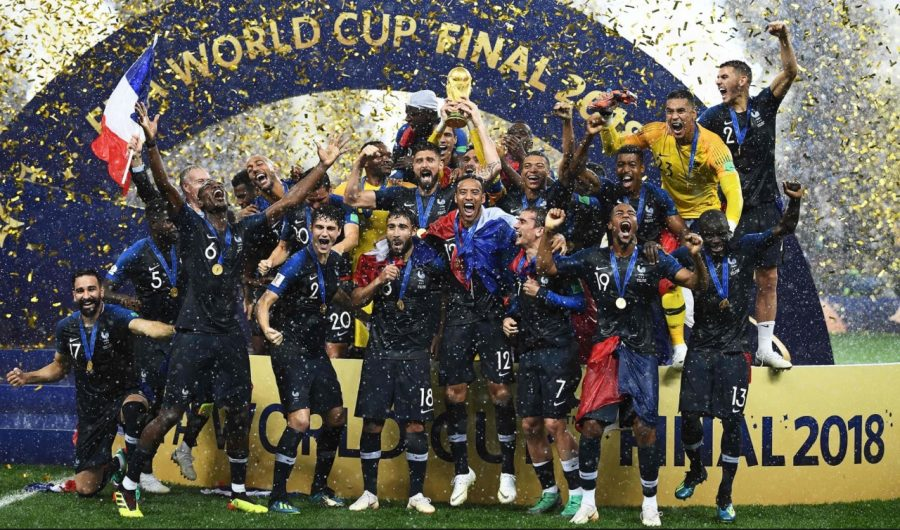 Top 8 of 2018: World Cup matches