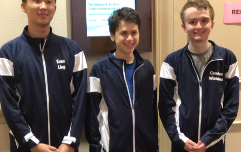Chess Clubs' Freshman Team Takes the Lead in Scholastic Championships