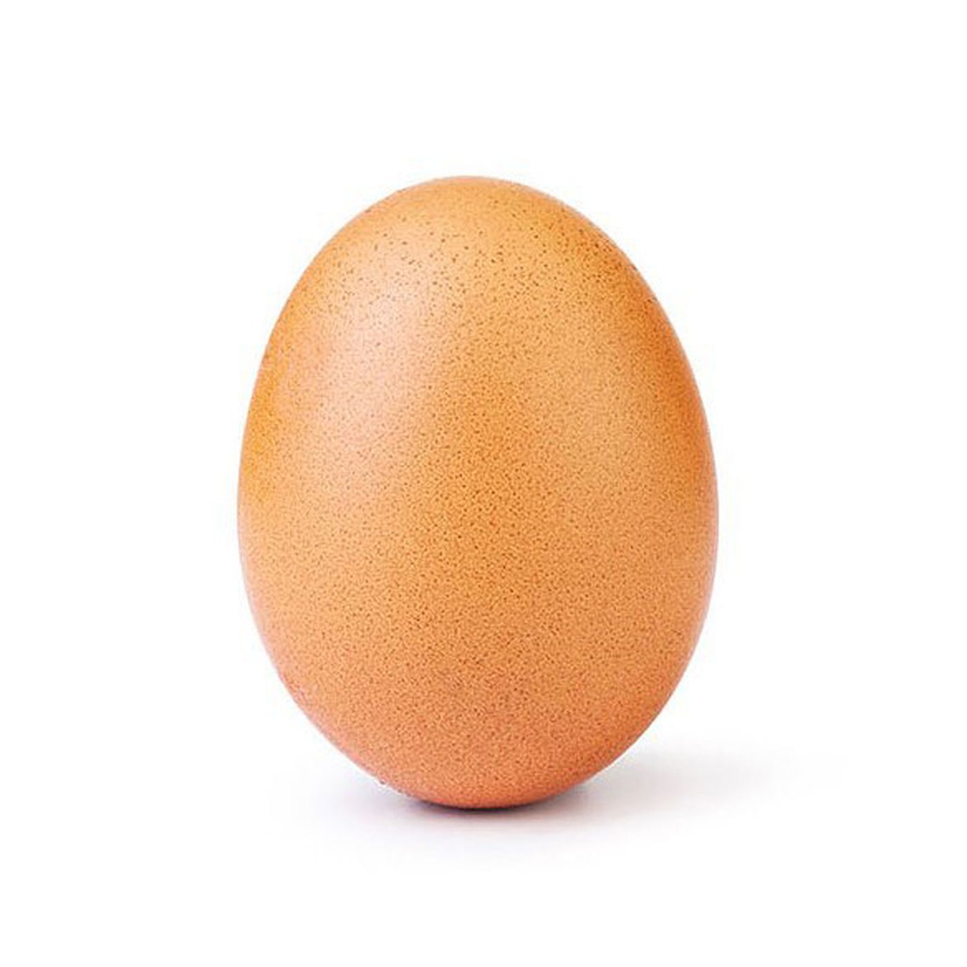 This egg has brought nearly 50 million people together in a matter of a week and a half.