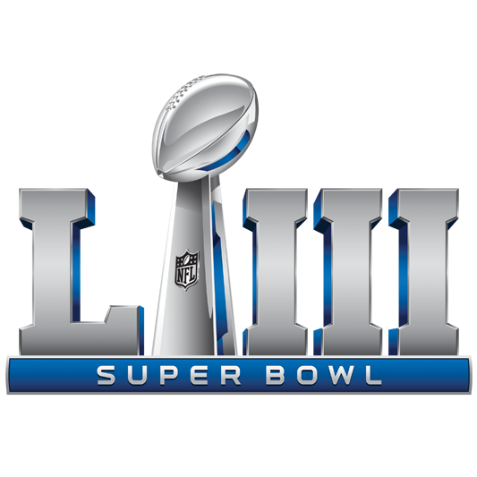 Courtesy of NFL.com Super Bowl 53 will be played on Feb. 3, with the Los Angeles Rams facing the New England Patriots, in what is sure to be a thrilling game.