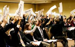 Model United Nations (MUN) Conferences StoryMap