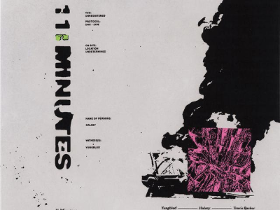 The album cover for the newest single, which was a result of a collaboration between pop sensation Halsey, British rock singer YUNGBLUD, and Blink-182 drummer Travis Barker.