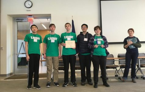 Turning the Tide: Jefferson advances to National Ocean Sciences Bowl