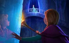 Frozen in anticipation