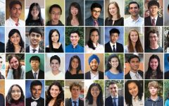 Photos of the 40 finalists in the Regeneron STS. Photo courtesy of Regeneron.