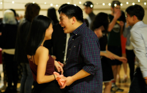 Jefferson Jazz Band and Swing Dance club host first ever Valentine's Day dance