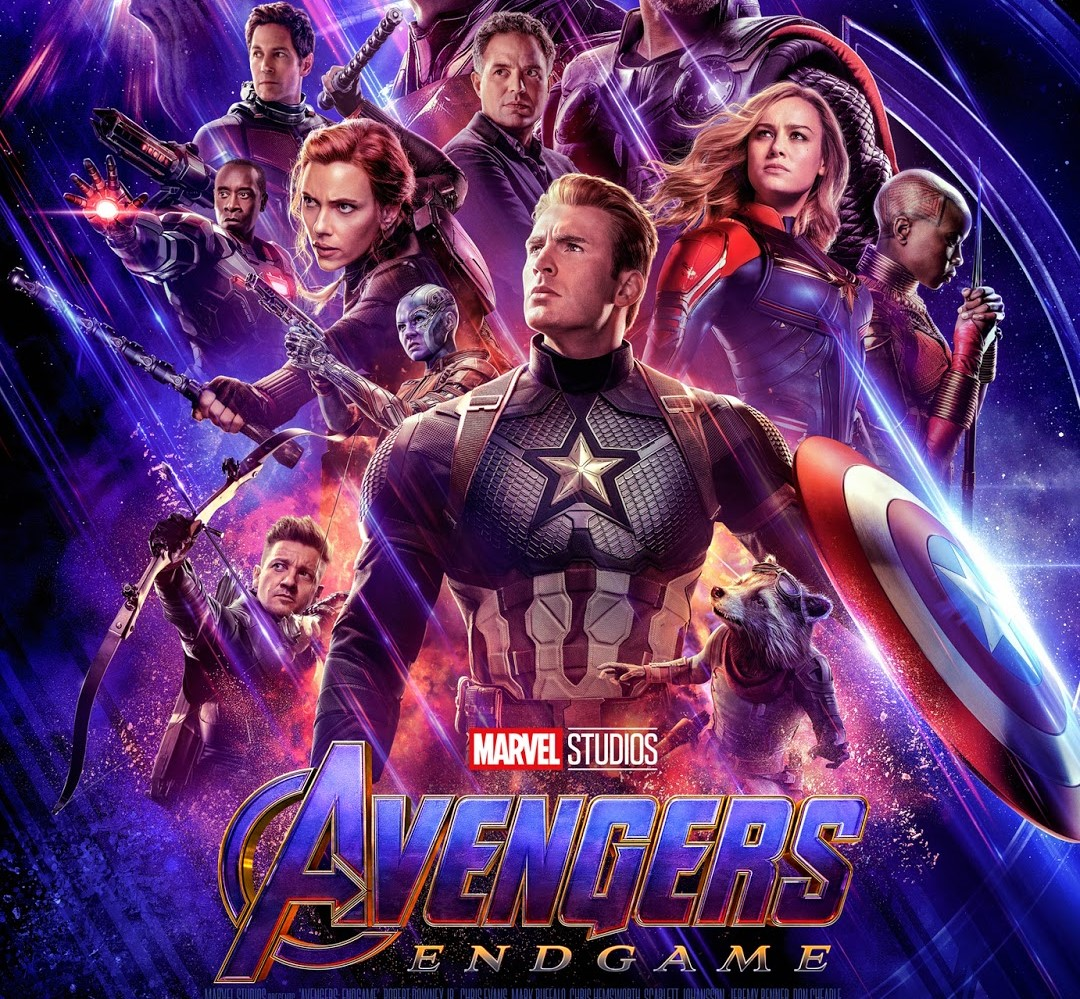 The highly anticipated end to the Avengers series,