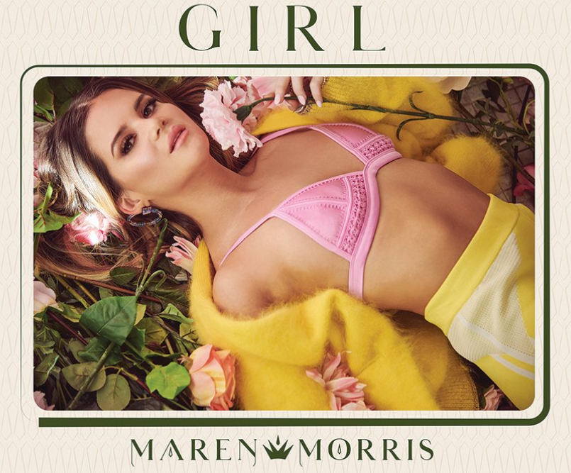 Maren Morris released her new album,