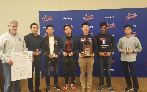 Jefferson wins first place at the Scholastic Bowl state championship