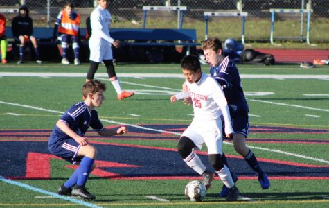 Junior Varsity Boys Soccer Defeats W.T. Woodson to Clinch First Win in Nearly Three Years