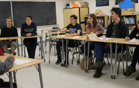 Latin Honor Society hosts its 15th annual TJ certamen