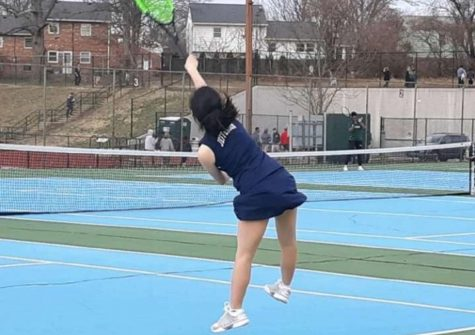 The Competitiveness of Girls Tennis Tryouts
