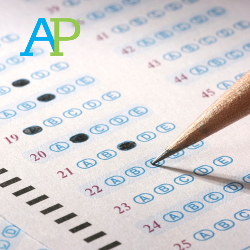 Registering for the AP test is only a matter of filling in some bubbles. Why complicate that?