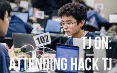TJON: Attending HackTJ