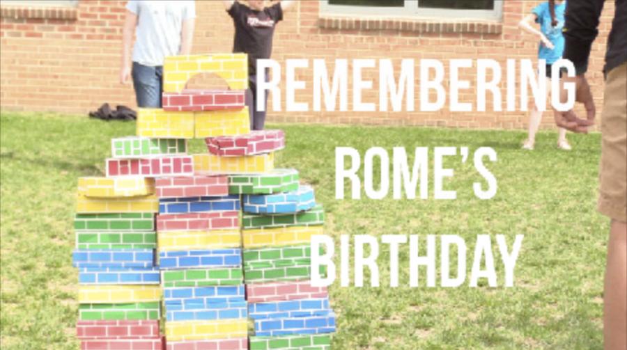 Remembering+Rome%27s+Birthday