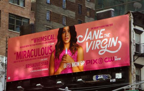 An ad for Jane the Virgin, the telenovela we weren't ready for