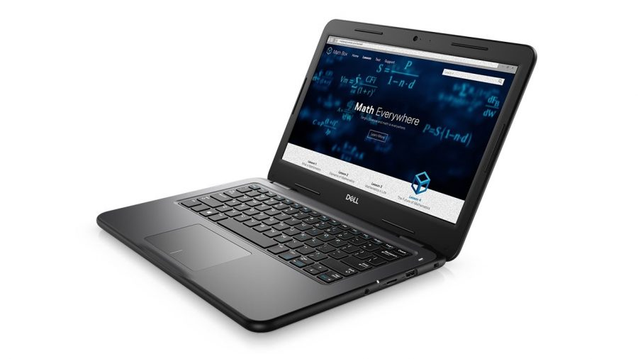 Pictured above is the Dell Latitude 3300XCTO FCPS plans to give students through FCPSOn.