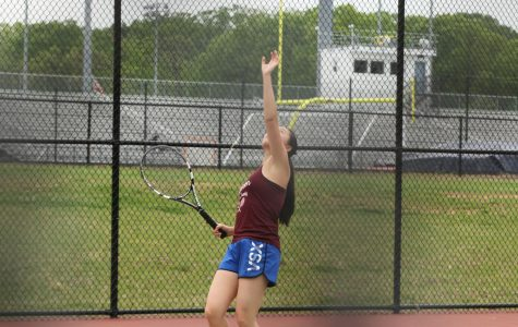Girls Varsity Tennis Defeats Justice: Game Recap