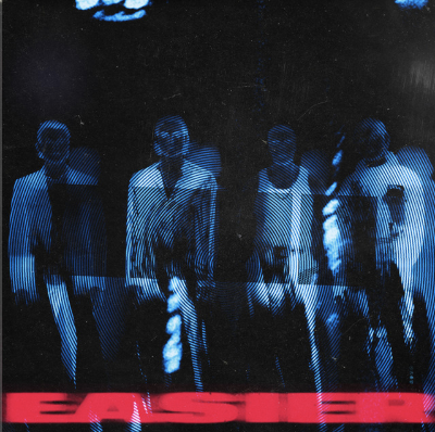 The cover of the newest single released by 5 Seconds of Summer on May 23.