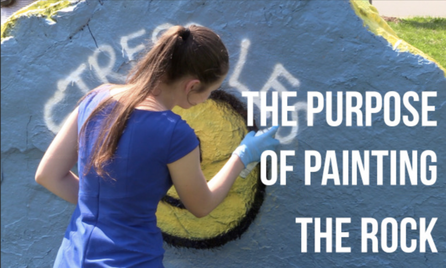 The+Purpose+of+Painting+the+Rock