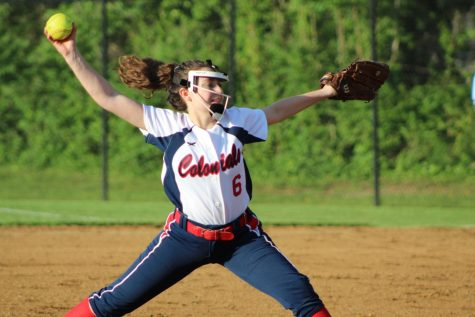 Spring Sports Review: Varsity softball team pitchers end spring season with improvements