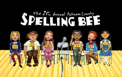 TJ Choir Puts Together Performance of the 25th Annual Putnam County Spelling Bee
