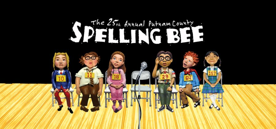 TJ+Choir+performed+the+25th+Annual+Putnam+County+Spelling+Bee+on+Friday%2C+May+3.