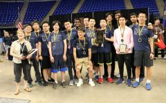 Jefferson Varsity Math Team scores another win to wrap up a successful year