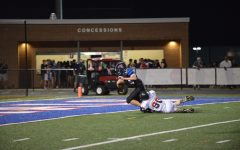 Colonials Blowout Hampton Road Generals in Homecoming Game