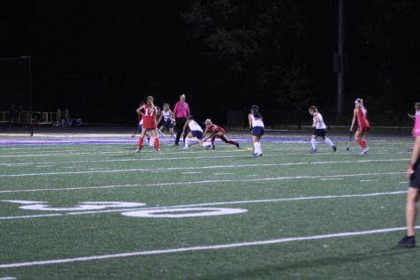 Varsity Field Hockey Scores 1-0 Win Against Annandale: Photo Gallery