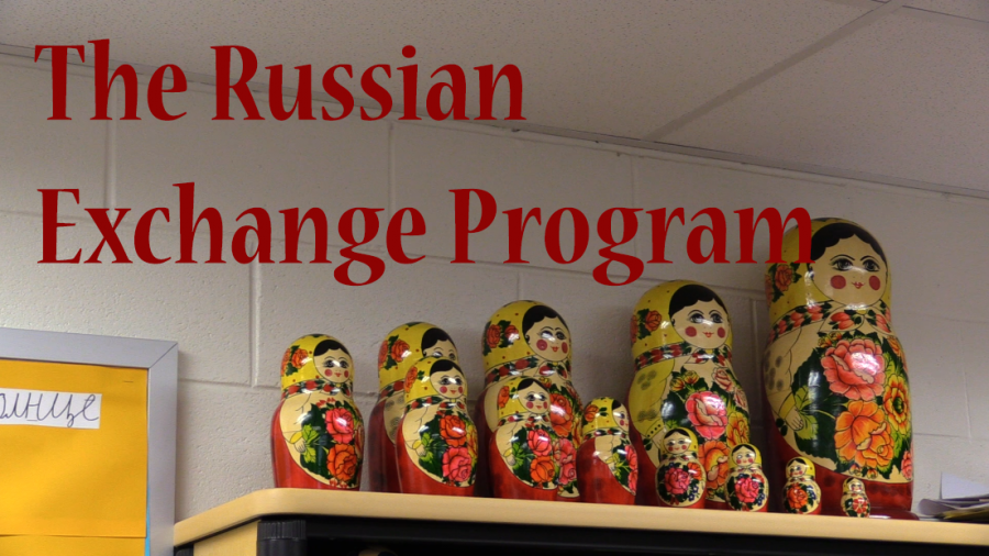 TJ Russian Exchange Program