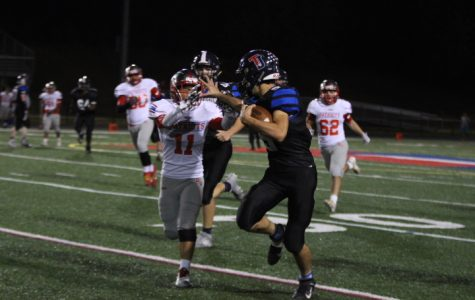 News Brief: Varsity football triumphs in final game of season