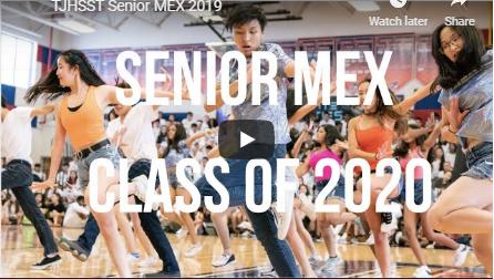 TJHSST Senior MEX 2019