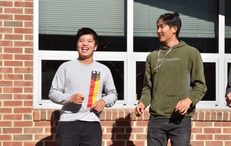 German Honor Society holds annual Oktoberfest