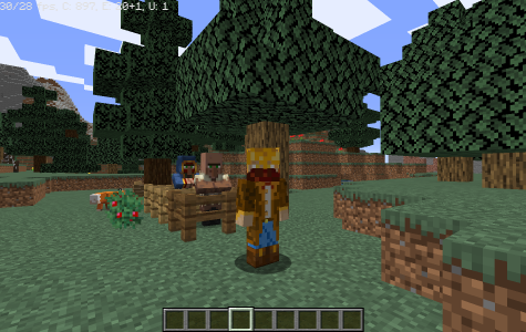 Minecraft 1.15: of bugs and bees