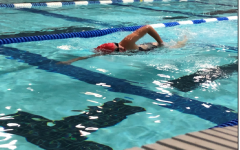 Jefferson Swim and Dive Team Wins Against Justice