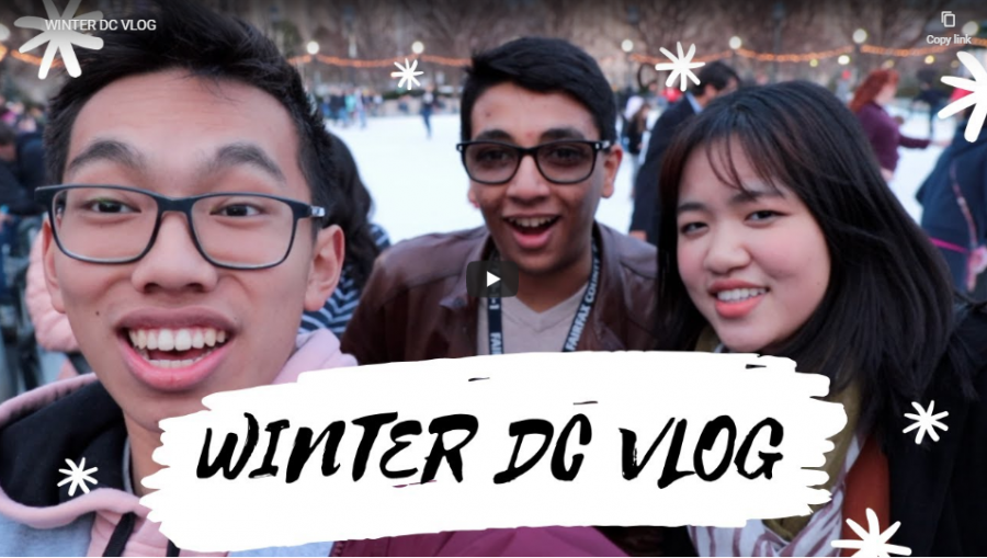 Winter+DC+Vlog