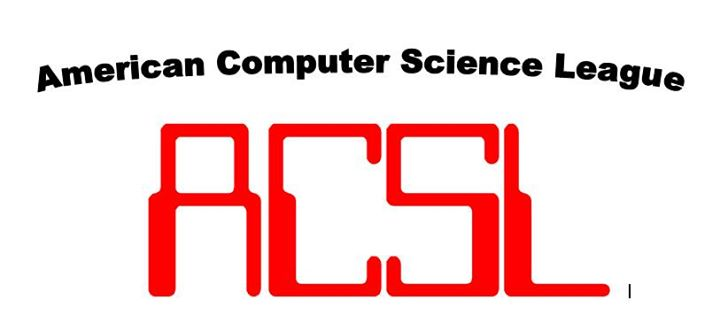 The American Computer Science League is an organization that hosts various computer science contests.