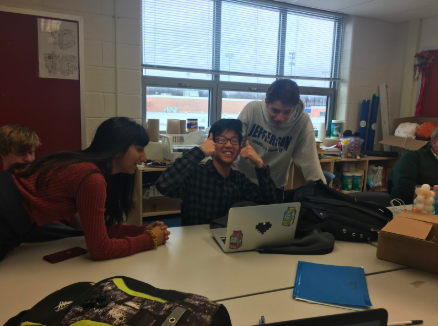 Challenge Success Committee Creates Student Discussion Opportunities