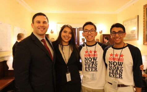 Jefferson students lobby at House of Delegates Committee