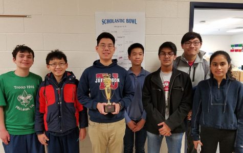 Quiz Bowl team wins Regional Scholastic Bowl