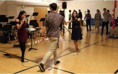 Jazz Band and Swing Dance Team host Valentine's dance