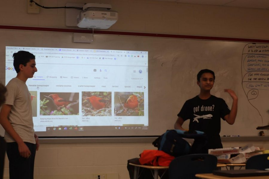 Sophomore+Anuj+Khemka+talks+about+why+he+is+passionate+about+wildlife.+%E2%80%9CI+feel+very+strongly+about+the+world+around+me+and+as+a+child%2C+I+was+always+looking+to+interact+with+my+surroundings%2C%E2%80%9D+Khemka+said.%0A